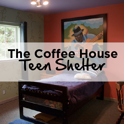 The Coffee House Teen Shelter