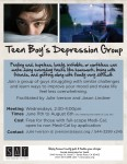 Teen Boy's Depression Group