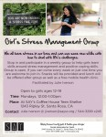 Girl's Stress Management Group