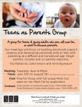 Teens as Parents Group