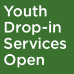 Youth Drop-in Services Open